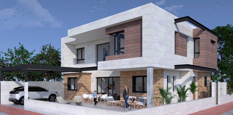 Casa Marin San Jose de la vega Murcia