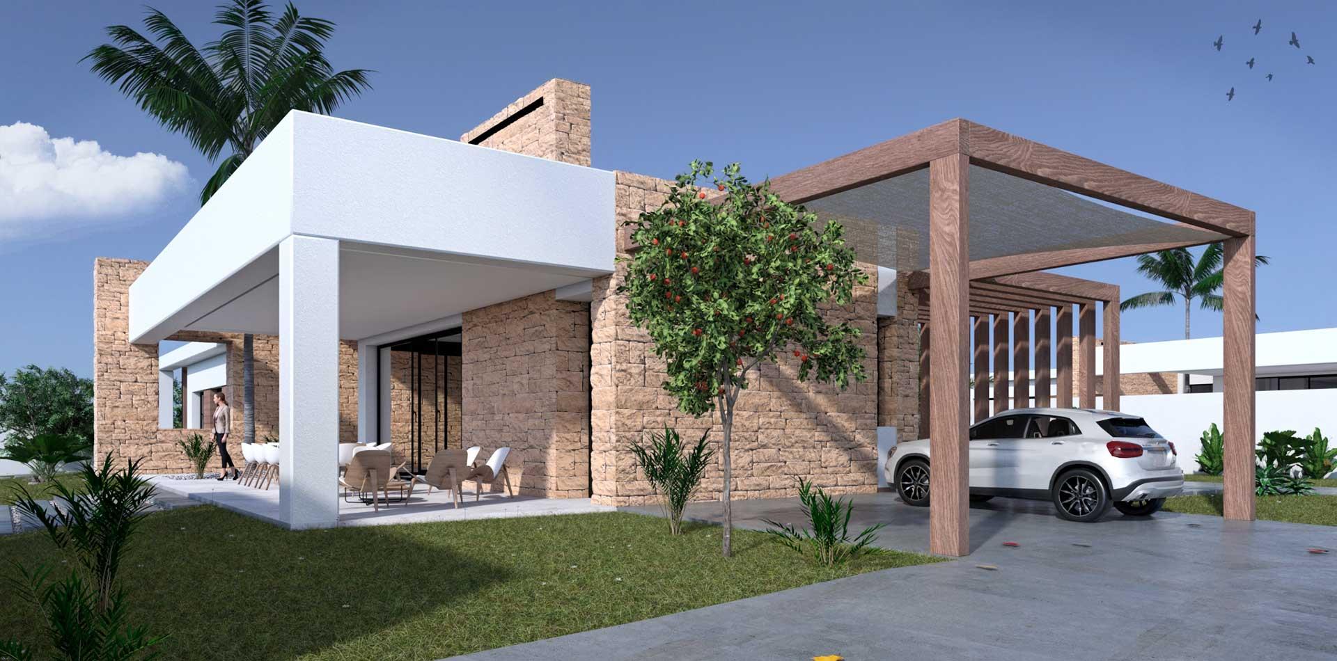 Casas Sanchez San Juan Alicante