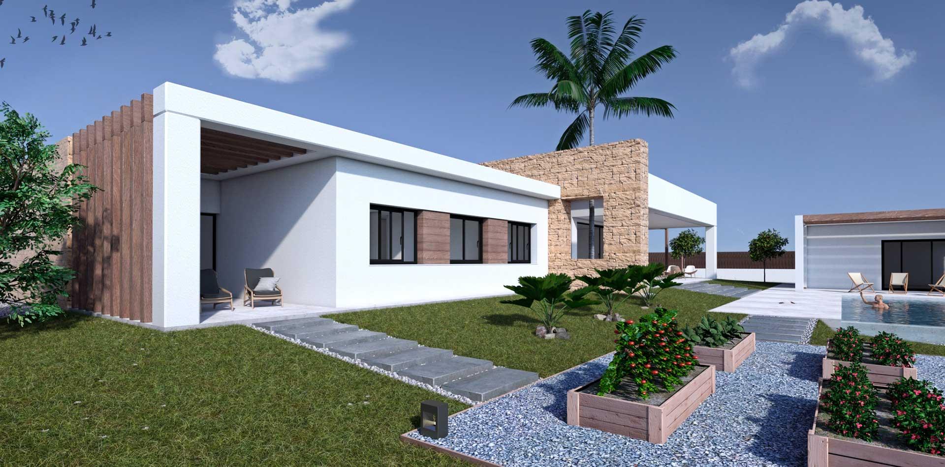 Casas Sanchez San Juan Alicante 1