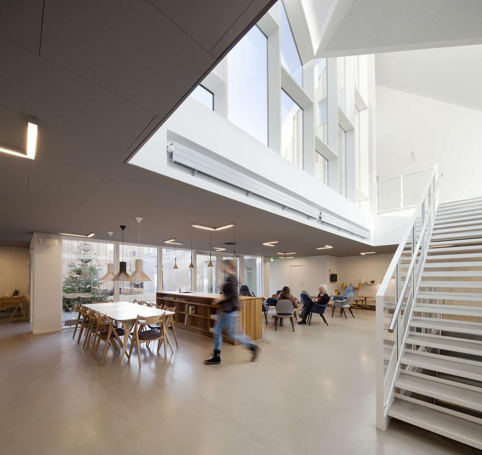 Centro de Salud para pacientes con cáncer Copenague